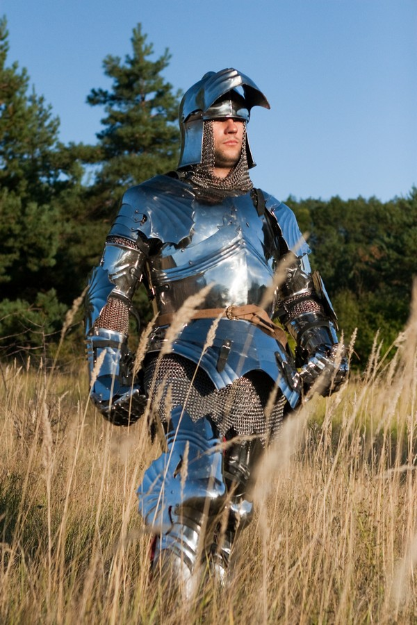 New knight armor medieval gothic set Generation II
