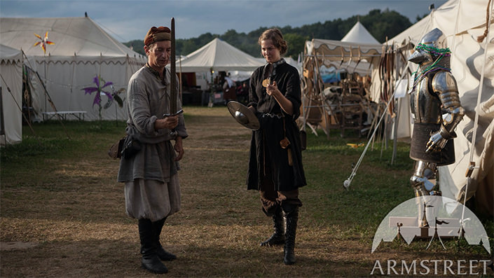 ArmStreet at Pennsic War | faces