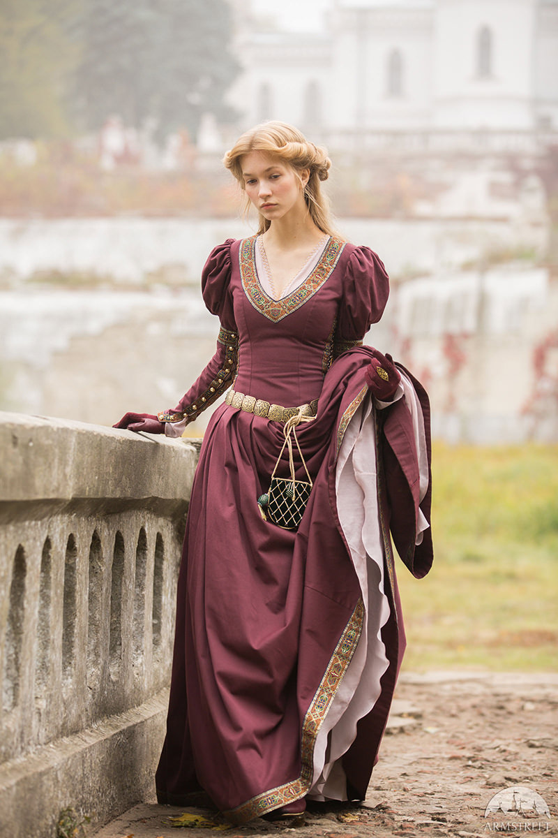 Princess in Exile Dress