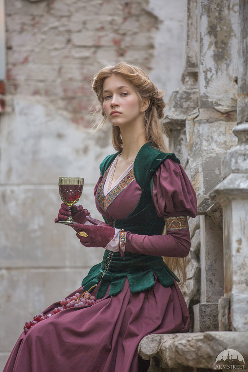 Princess in Exile Bodice