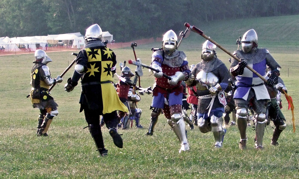 Fight at Pennsic XL