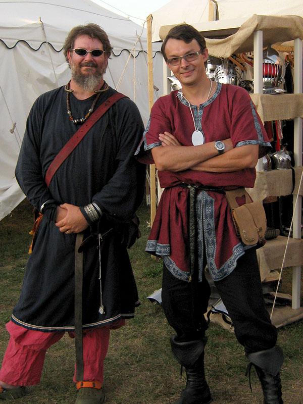 Friends of ArmStreet at Pennsic XL