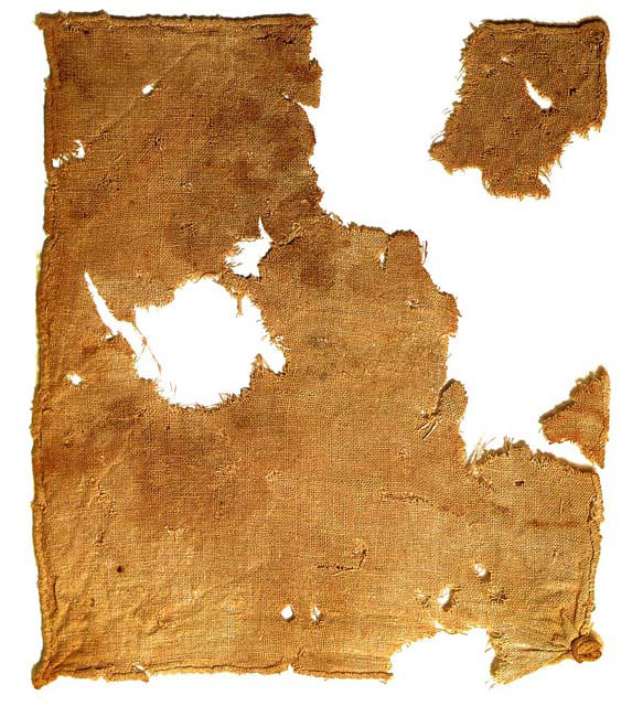Linen cloth from Qumran Cave (around 1c BC – 1c AD)