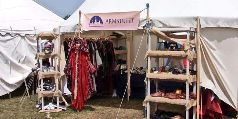 Armstreet at Pennsic XL