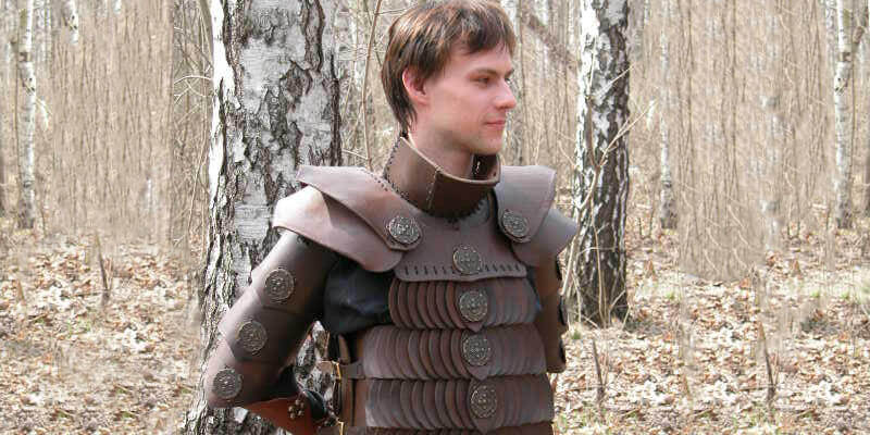 Handmade armor suits available again