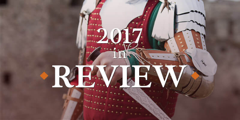 Novelties of Year 2017