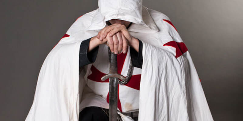 Templar Knights Costume Series