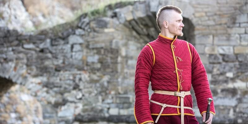Gambeson: warrior's best friend
