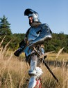 GENERATION II MEDIEVAL KNIGHT ARMOR FUNCTIONAL SUIT