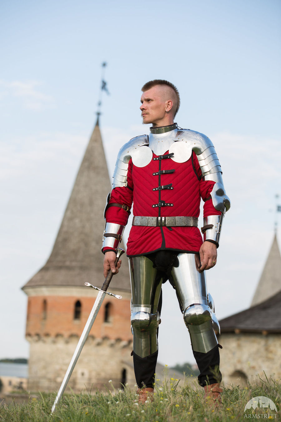 "Set of Armour ""Errant Squire"""