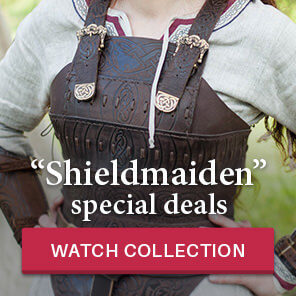 Special prices on Shieldmaiden collection