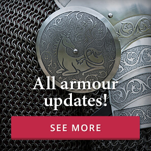 All armor updates!