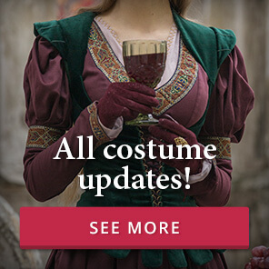 All costume updates!