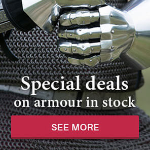 Special deals on armour in stock