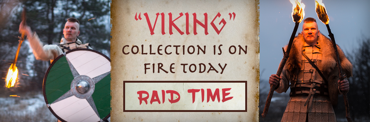 "Super deals on ""Viking"" collection! Up to 20% off!"