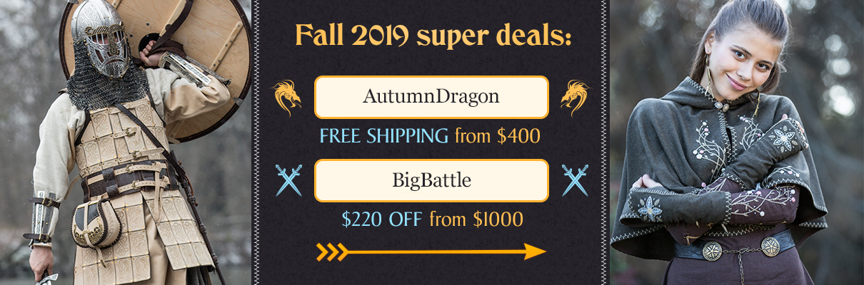 Fall 2019 super deals: