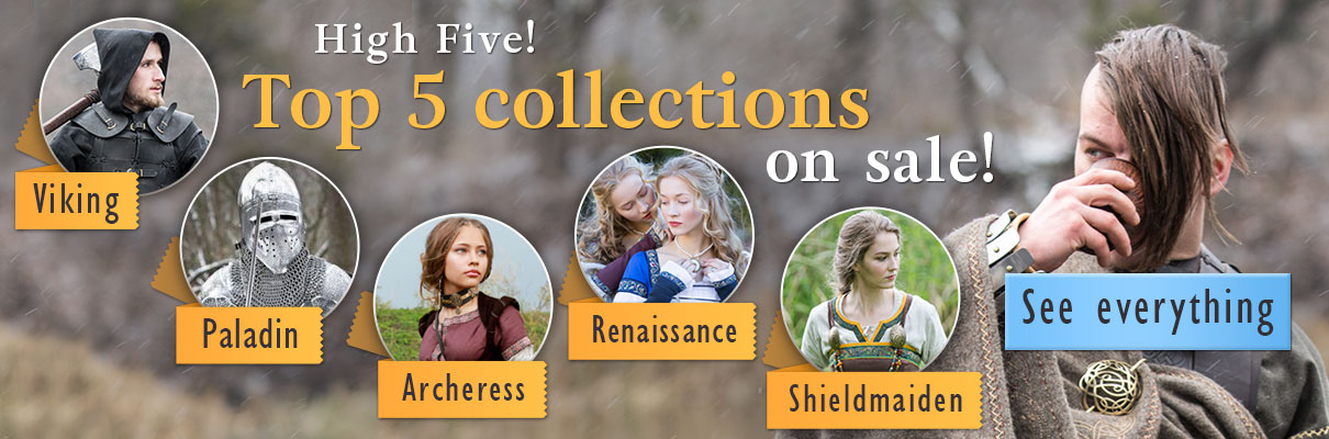 Super deals on our top 5 collections!