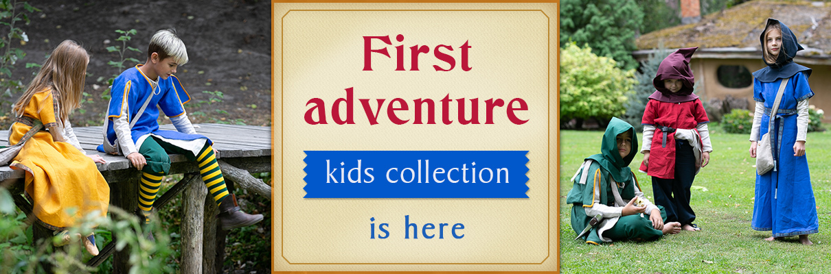 Kids collection is here