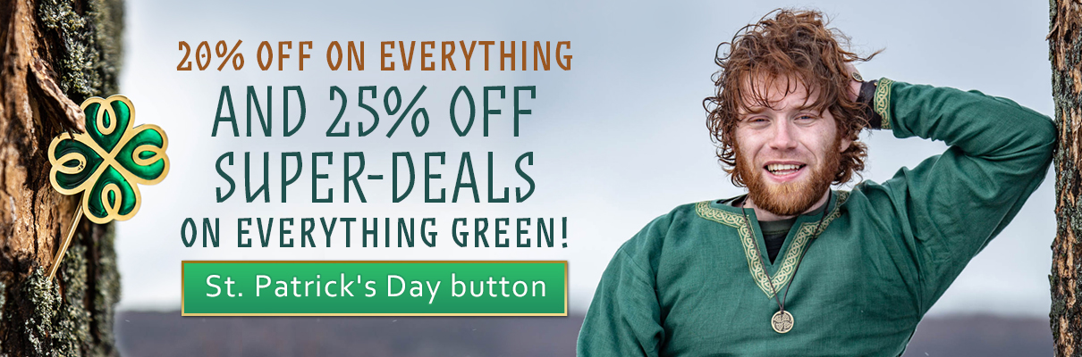 Get stunning 20% off on everything and special 25% off super-deals on green stuff