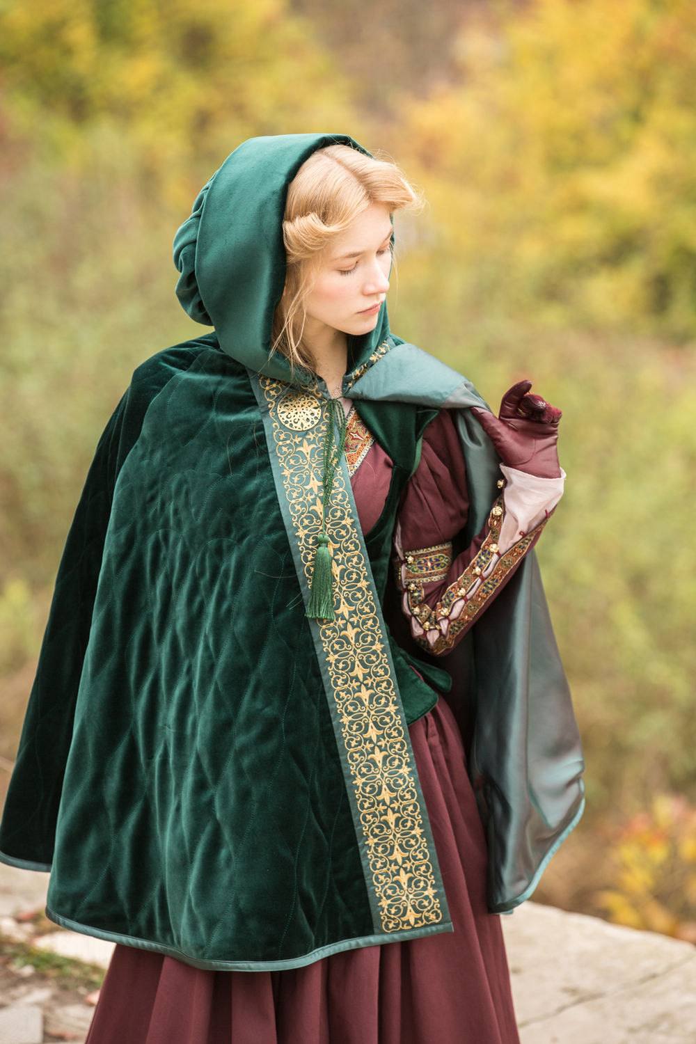 """Princess in Exile"" Costume"