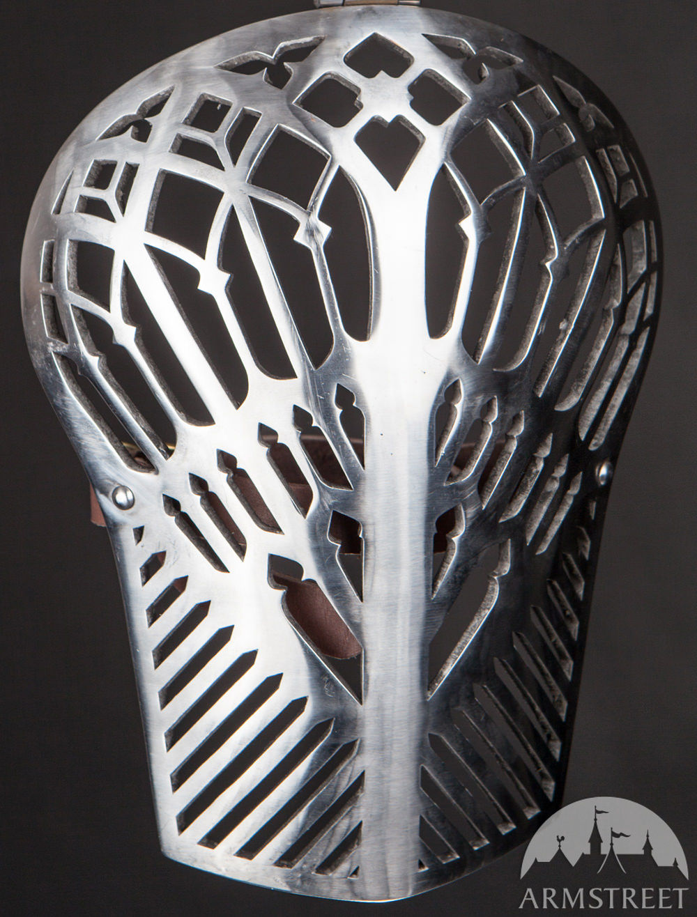 ArmStreet's SCA-legal period and fantasy helmets - Armstreet com