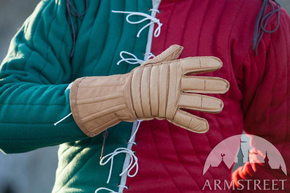 Padded Fencing Gloves by ArmStreet