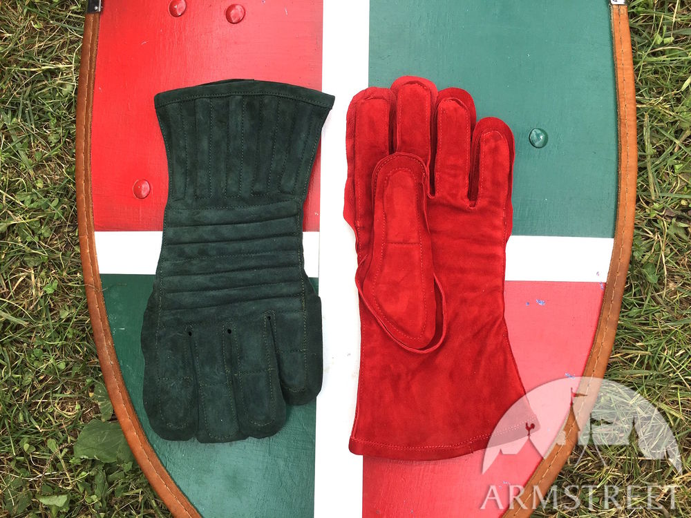 Padded Medieval Gloves by ArmStreet