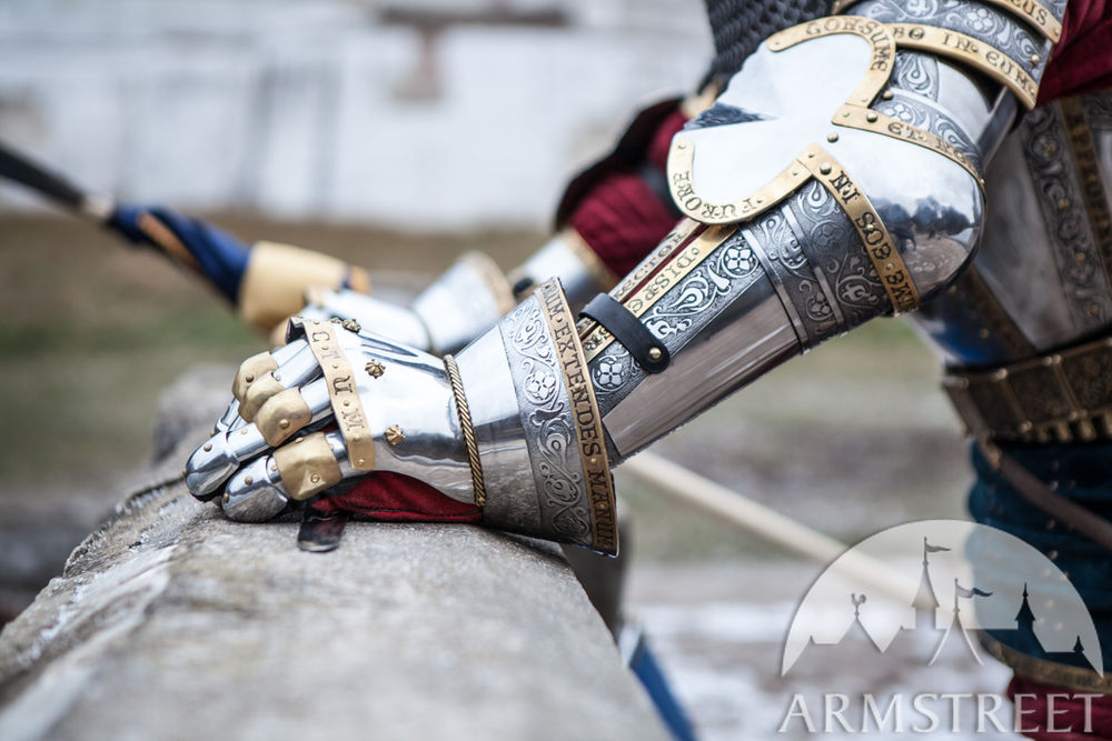 Medieval Finger Gauntlets SCA Armour