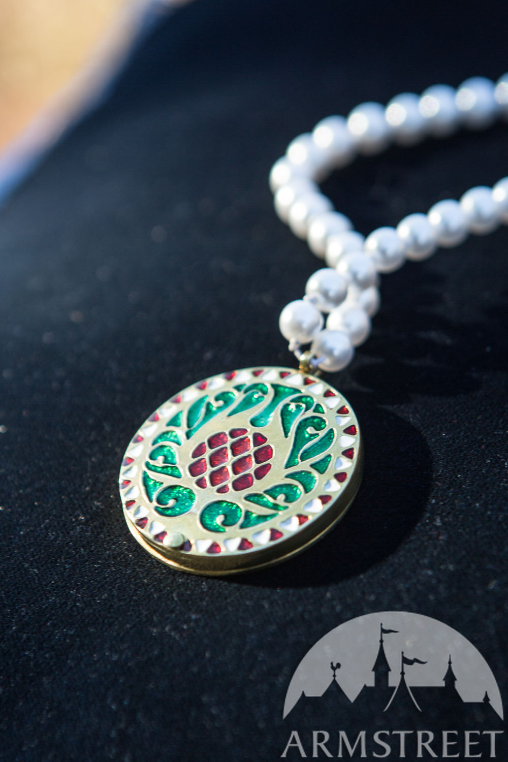 """Renaissance Memories"" Locket"