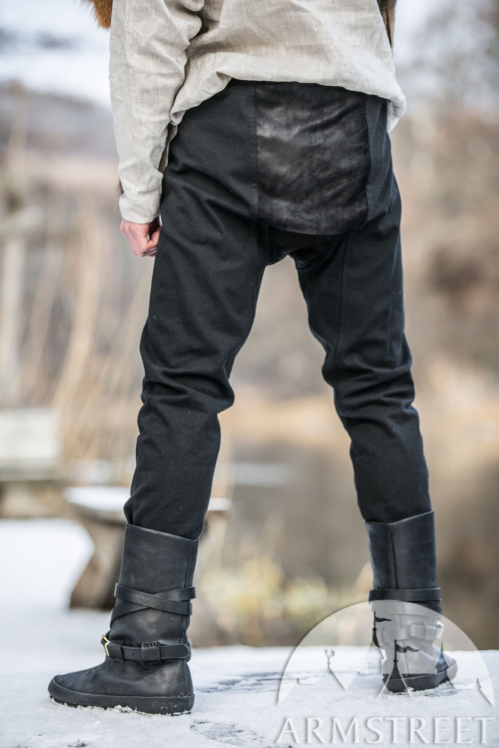 "Viking Canvas Pants ""Ragnvaldur the Traveller"""