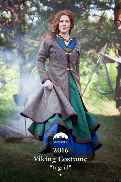"Viking Costume ""Ingrid"""