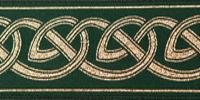 Celtic green-gold