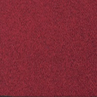 Wine red wool